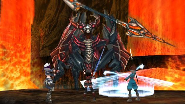 RPG IRUNA Online MMORPG apk screenshot