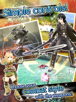 RPG Toram Online apk screenshot
