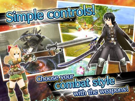 Toram Online MMORPG screenshot 5