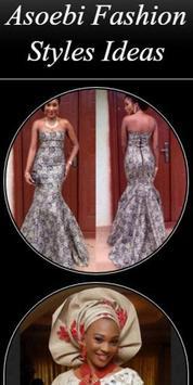Asoebi Fashion Styles Ideas poster