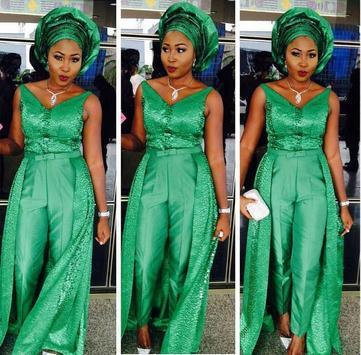 Asoebi Styles Lace poster