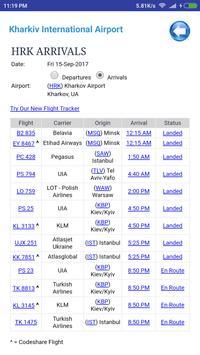 Ukraine Airports Flight Time screenshot 2