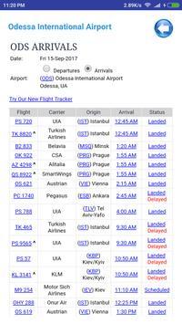 Ukraine Airports Flight Time screenshot 3
