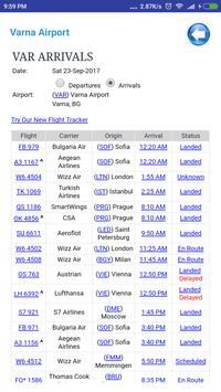 Bulgaria Airports Flight Time screenshot 3