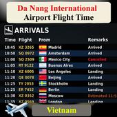 Da Nang Airport Flight Time icon