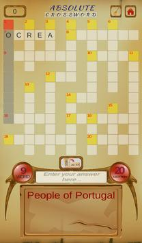 Absolute Crossword screenshot 6