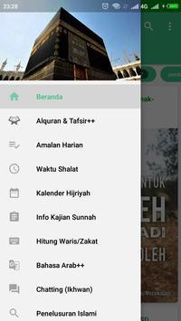 HijrahApp screenshot 1