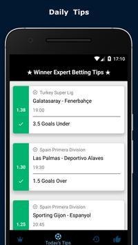 Winner Expert Betting Tips poster