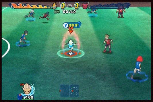 Tips Inazuma Eleven screenshot 5