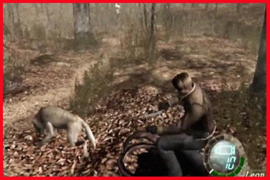 Trick Resident Evil 4 screenshot 1