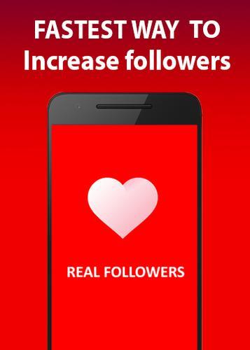 🌱 Real followers 5000+ apkpure | تنزيل Real Followers 5000+