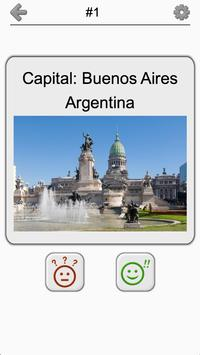 Capital Cities Of World Continents Geography Quiz APK Download - Capital cities of the world game
