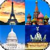 首都 - 世界独立国家和属地的所有首都的问答测验和名单 图标
