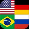 世界上所有国家的国旗 - 关于国旗的地理问答 图标