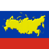 Russian Regions: Maps, Capitals & Flags of Russia icon