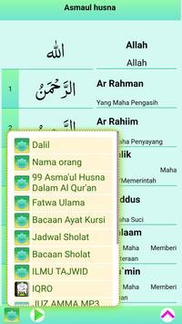Asmaul Husna MP3 MERDU screenshot 4