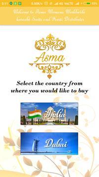 Asma Collection poster