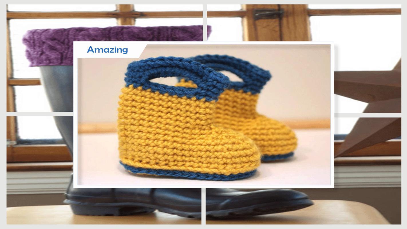 Lindo Crochet Boot Cuff Patterns Descarga APK - Gratis Estilo de ...
