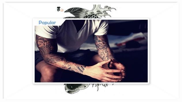 Japanese Tattoo Ideas poster