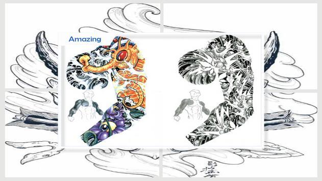 Japanese Tattoo Ideas screenshot 1