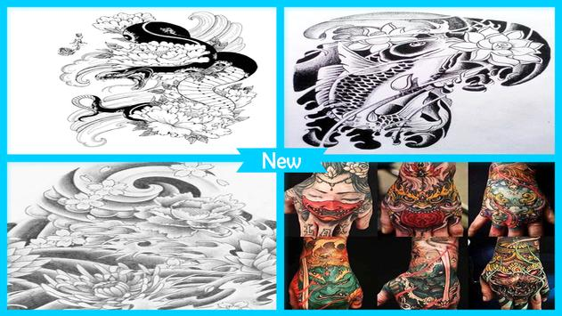 Japanese Tattoo Ideas screenshot 2