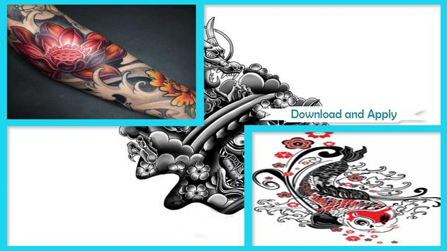 Japanese Tattoo Ideas screenshot 4