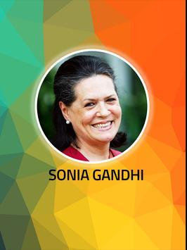 Sonia Gandhi screenshot 1
