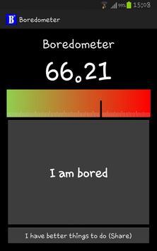 Boredometer apk screenshot
