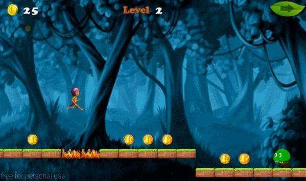 Castl Jungle Run screenshot 4
