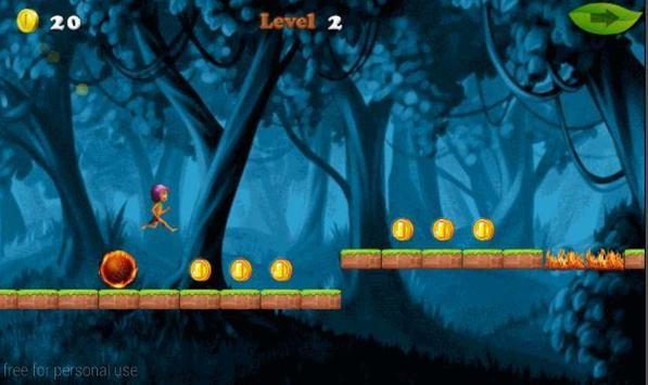 Castl Jungle Run screenshot 5