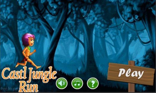 Castl Jungle Run poster