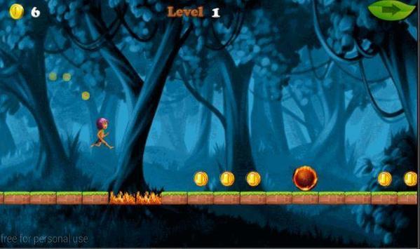 Castl Jungle Run screenshot 2