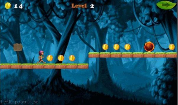 Castl Jungle Run screenshot 3