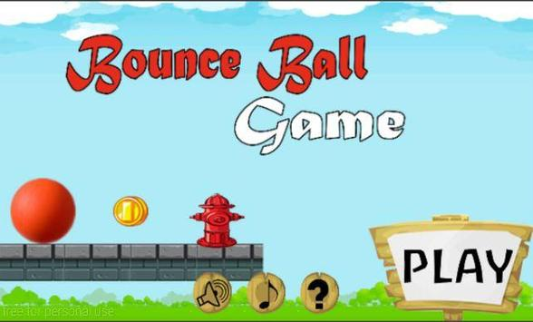 Bounce Ball Game poster