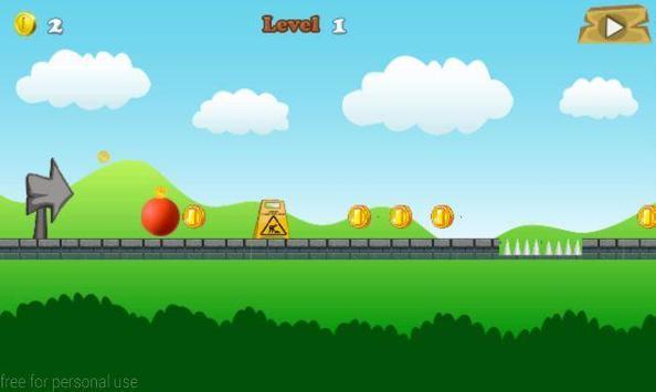 Bounce Ball Game screenshot 1