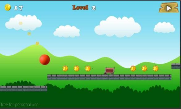 Bounce Ball Game screenshot 2