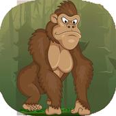Gorilla Jungle King icon