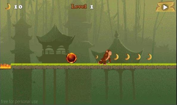 Gorilla Jungle King screenshot 4