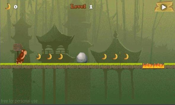 Gorilla Jungle King screenshot 2