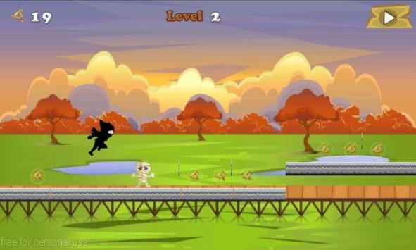 Ninja Run Adventure screenshot 4