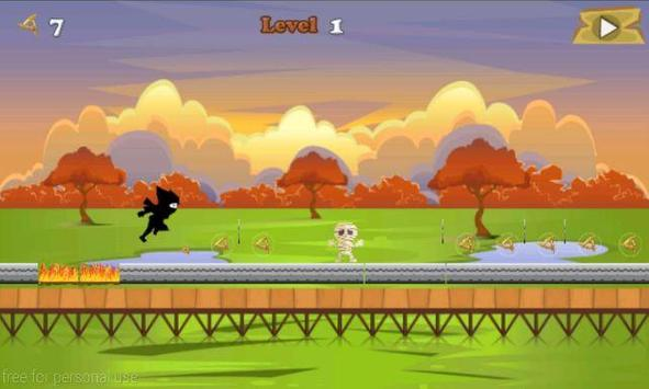 Ninja Run Adventure screenshot 2
