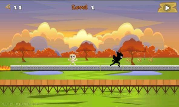 Ninja Run Adventure screenshot 3