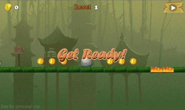 Panda Jungle Run screenshot 2