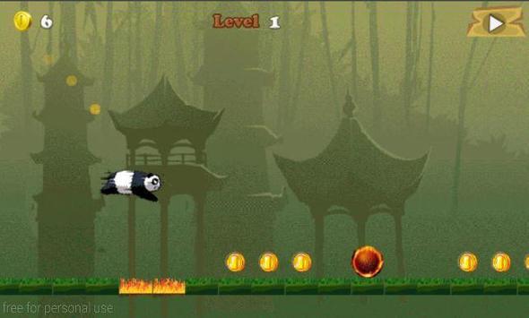 Panda Jungle Run screenshot 3