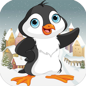 Penguin Run Game icon
