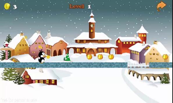 Penguin Run Game screenshot 3