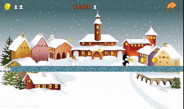 Penguin Run Game screenshot 4