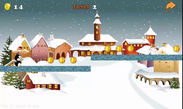 Penguin Run Game screenshot 5