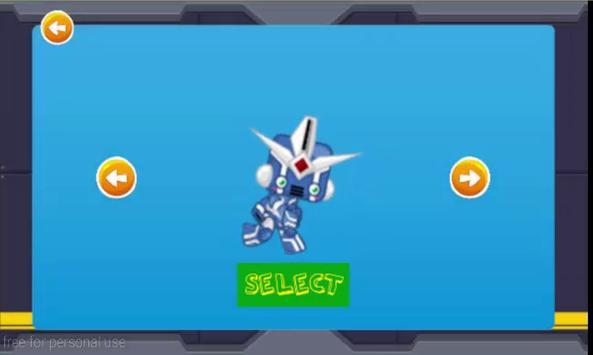 Robot Boy Game screenshot 1