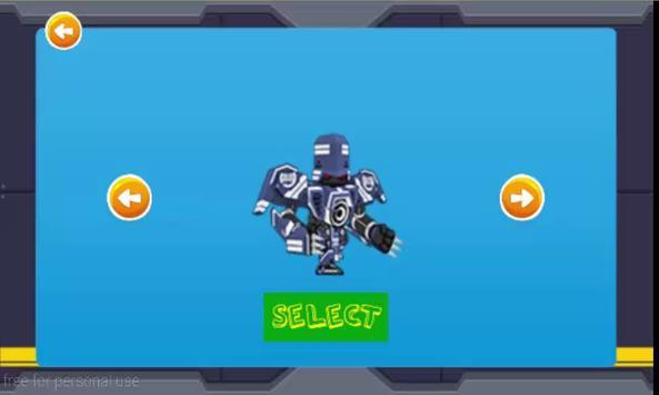 Robot Boy Game screenshot 3